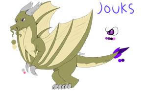 Jouks (Unofficial Reference) by FanDragonBrigitha