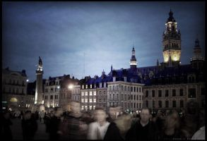 Lille place by Alkinomial