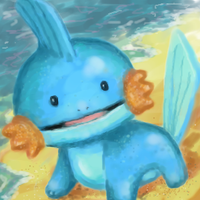 mudkip by kGoggles