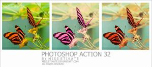Photoshop Action 32 by miss-etikate