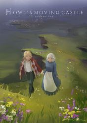 Howl's Moving Castle by Ruiwen-art