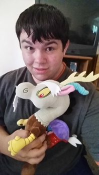 Discord Plushie with Me by MrPiBB-93