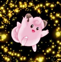 Clefairy's Sparkle Dance