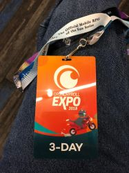 I have my badge  by Baron-Engel