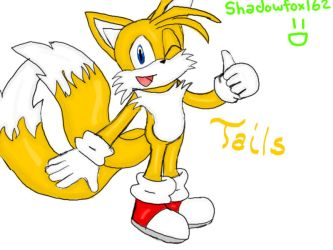 Tails :AT: by Shadowfox162