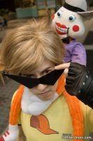 Dirk Strider, Badass by kkcosplay
