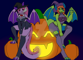 Happy Halloween! by Insane-Lioness