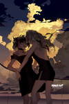 Evening by shilin