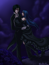 :COMM: In the Night by The-WinterRose