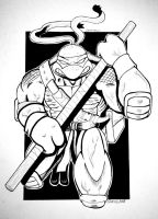 Donatello from TMNT by KageQuattordici