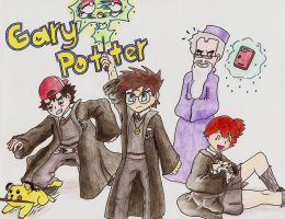 Gary Potter by Terry2691