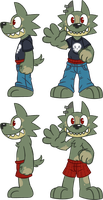 Max Reference by Goronic