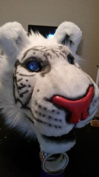 White tiger quadsuit WIP #3 by CrazyShibaLady