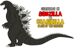 ChariGoji - The Ancient Godzilla by AsylusGoji91
