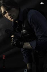 Leon cosplay - RE6 by PedroCampello