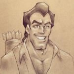 Gaston by BoKaier