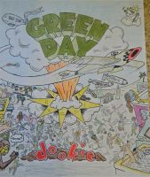 Green Day: Dookie by originofemilie