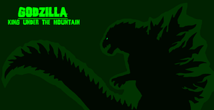 GODZILLA King Under the Mountain by EliteRaptor2015