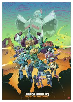 Sins Of The Wreckers by CWingSyun
