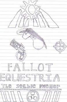 Fallout Equestria: The Stable Dweller Cover (Inc.) by Fuedra