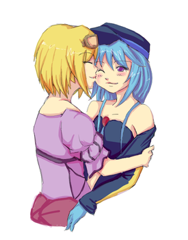 Request: for Yunicka by first-blush