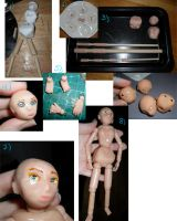 My First Ball Jointed Doll by kayanah