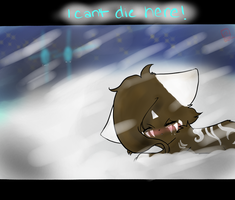 {CE} River - Can't die here! by EthereaIPawsi