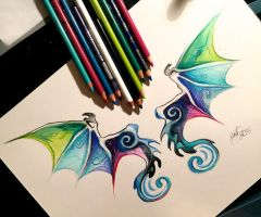 80- Dragon Wings by Lucky978