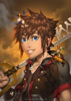Kingdom Hearts 3 - Sora by lydia-the-hobo