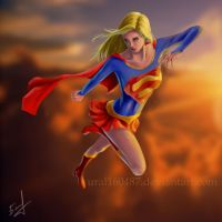 Supergirl by Ural160487