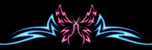 NeonButterfly by Zamos
