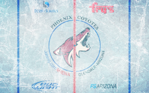 Jobing.com Arena Ice Wallpaper by DevinFlack