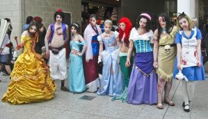 Undead Disney by UndeadCosplay