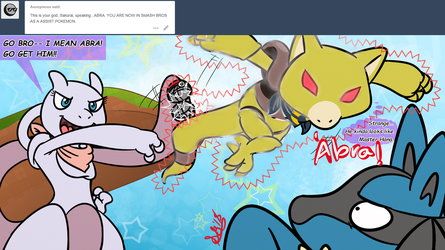 AAAAsk Abra and Mew question #232 by Scorpio-Gustavo