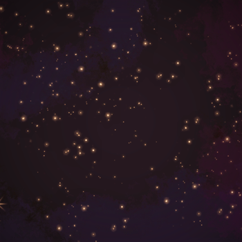 Purple And Stars by ofimpossiblethings