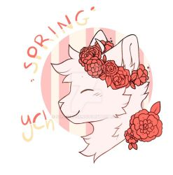 Spring YCH OPEN by Sosoyeuse