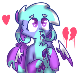 hanahaki disease by WizardPuppy1