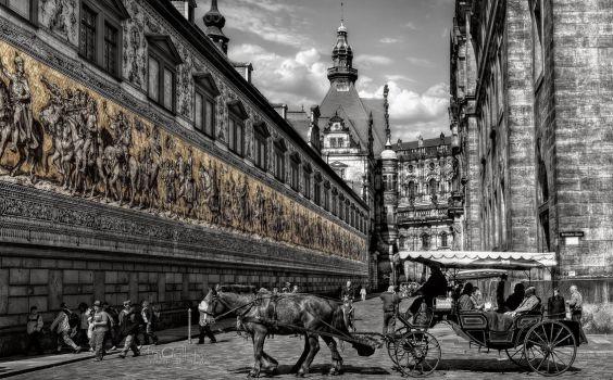 The Procession of Princes - Dresden by pingallery