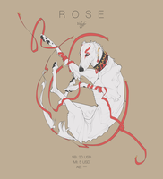 ROSE ADOPT AUCTION closed by Volinfer