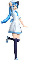 Project Diva Arcade Future Tone Summer Memory Miku by WeFede