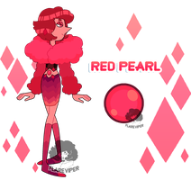 Red Pearl by FlareViper