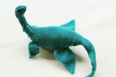Loch Ness Monster by Cloudpow