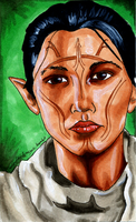 Sulevin Lavellan by SignCherie