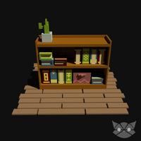 Little Library v.1.1 by WFpeonix
