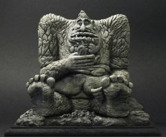 The Neverending Story  Rockbiter by yotaro-sculpts