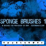 Sponge Brushes 1 by AscendedArts