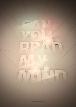 can you read my mind by t-motion