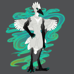 Collab Adopt with Soulspoison [FOR SALE $8] by TVCranium