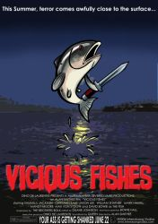 Vicious Fishes by kevinbolk