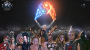 Heroes of the LEXX (16:9) 1920x1080 by Lake333GLD